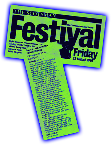 The Scotsman Festival Friday